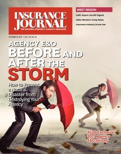 Insurance Journal West October 16, 2017