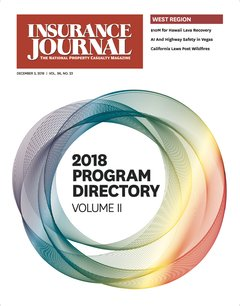 Insurance Journal West December 3, 2018