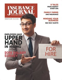 Insurance Journal West February 18, 2019